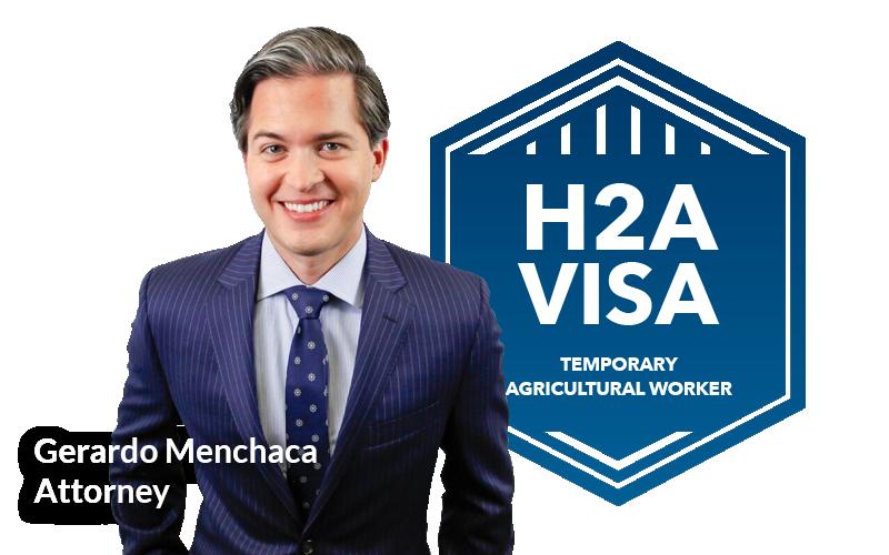 Gerardo Menchaca Picture&h2avisa Agricultural Badge