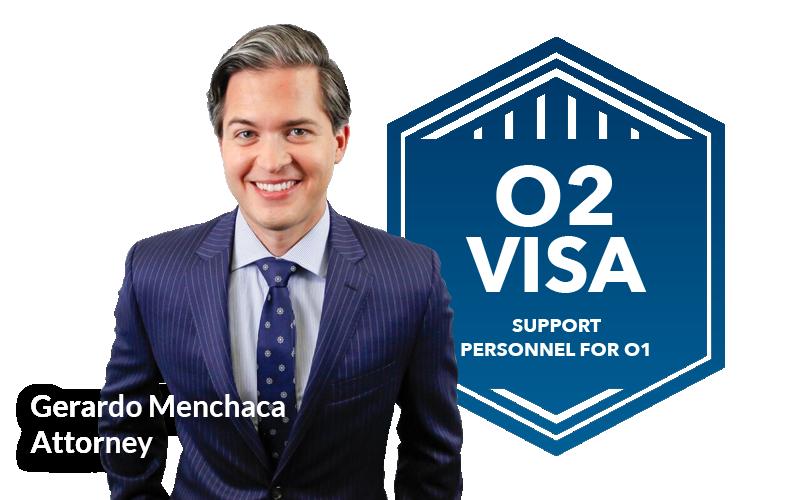 Gerardo Menchaca Picture&o2visa Supportpersonnel Badge