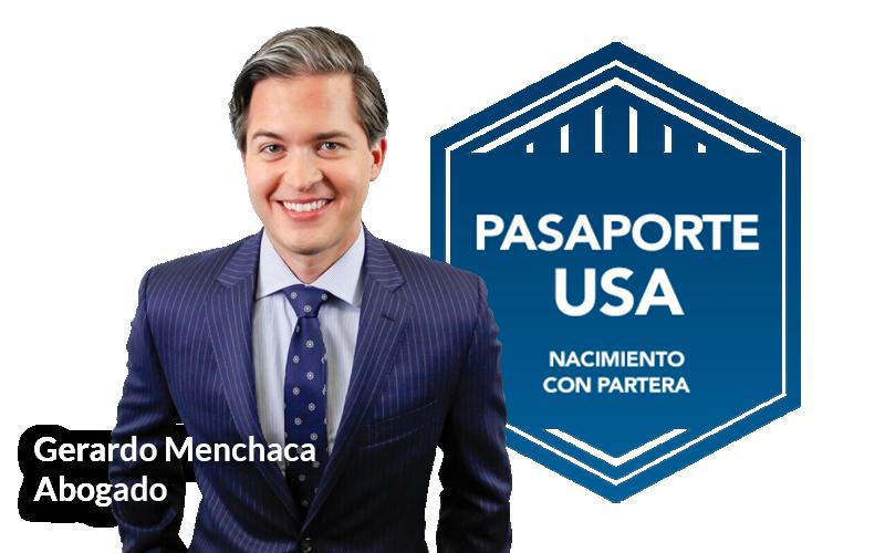 43 Gerardo Menchaca Picture&pasaporteusa Nacimientopartera Badge Sp